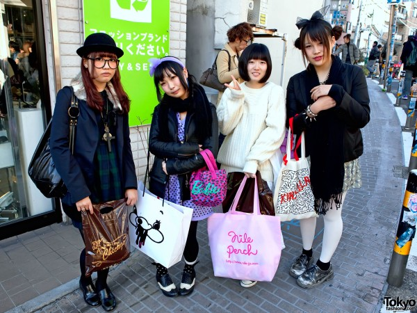 Nile Perch & Monomania Girls