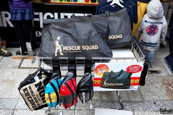 Rescue Squad Fukubukuro