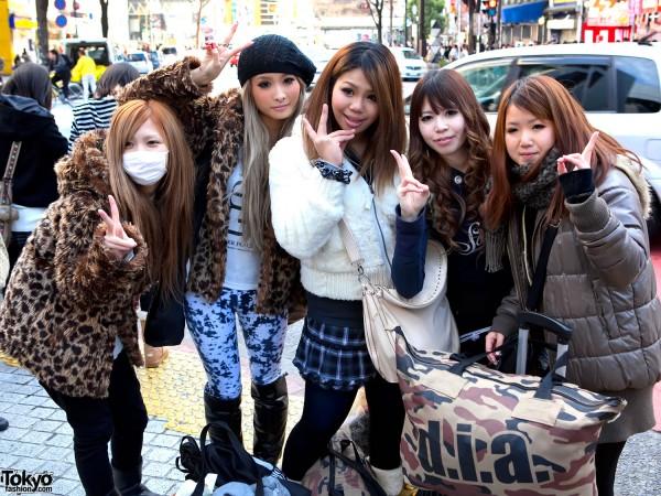 Shibuya Fukubukuro Girls
