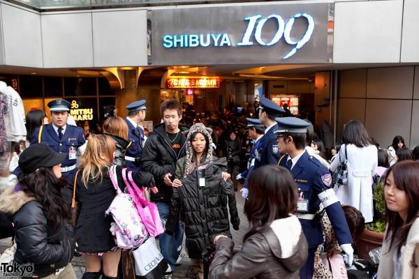 Shibuya 109 Fukubukuro