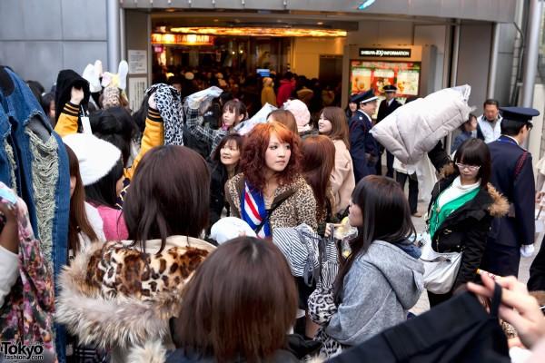 Shibuya 109 Sale
