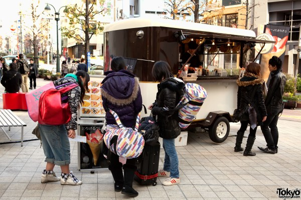 MOMI&TOYS Crepes