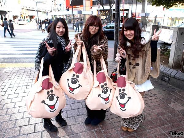 Chinatsu Wakatsuki Fukubukuro Girls