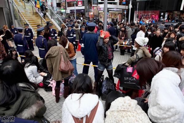 Shibuya 109 Fukubukuro Sales