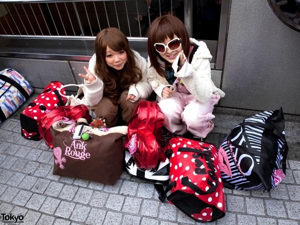Ank Rouge & ROSE FANFAN Fukubukuro Girls