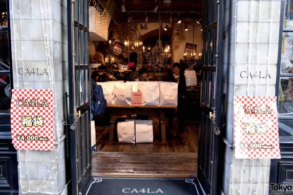 CA4LA Shibuya Fukubukuro