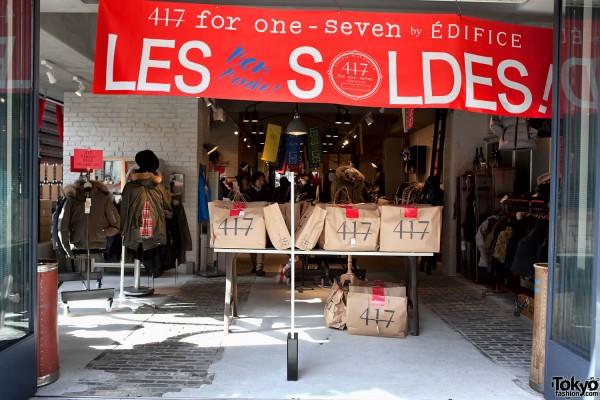 417 by Edifice Shibuya