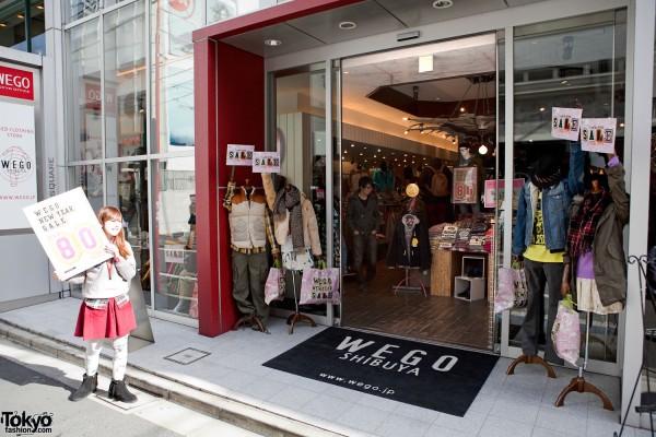 WEGO Shibuya