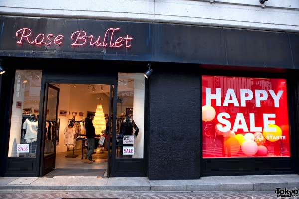 Rose Bullet Happy Sale
