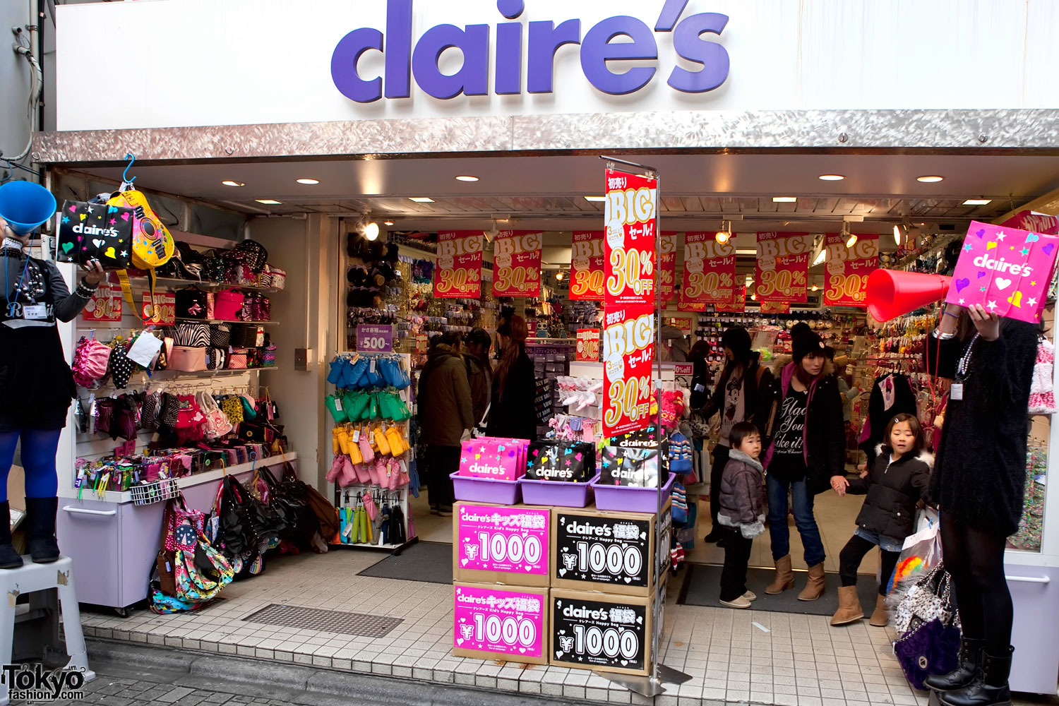 Untitled Claires Shops