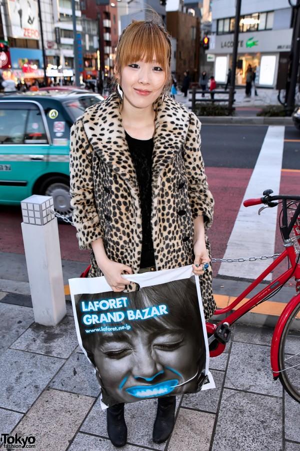 LaForet Harajuku Grand Bazar Street Snaps