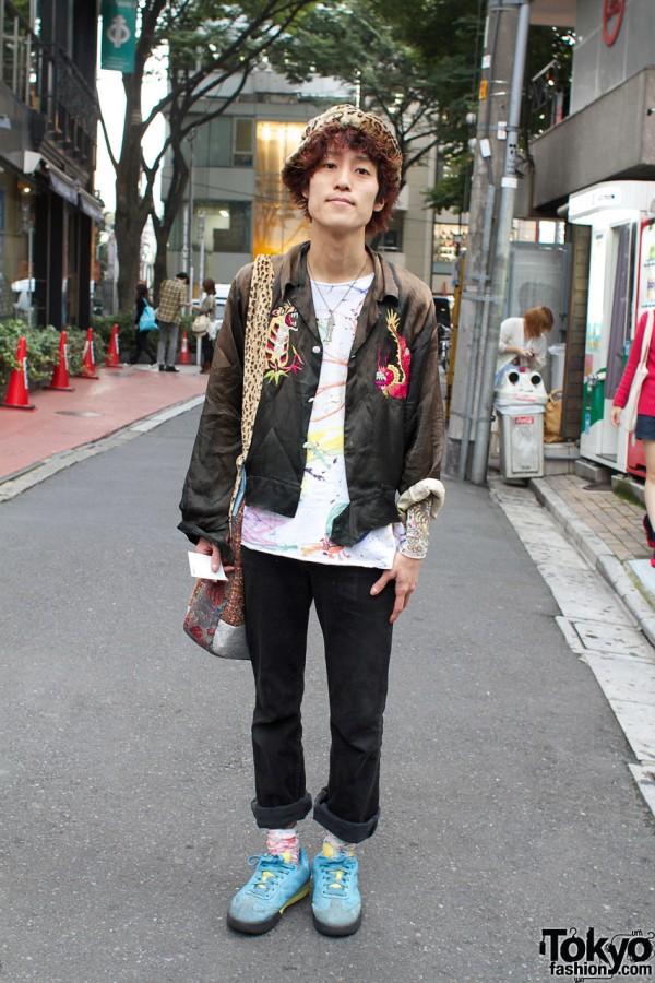 Levis, Nozomi Ishiguro & Billionaire Boys Club