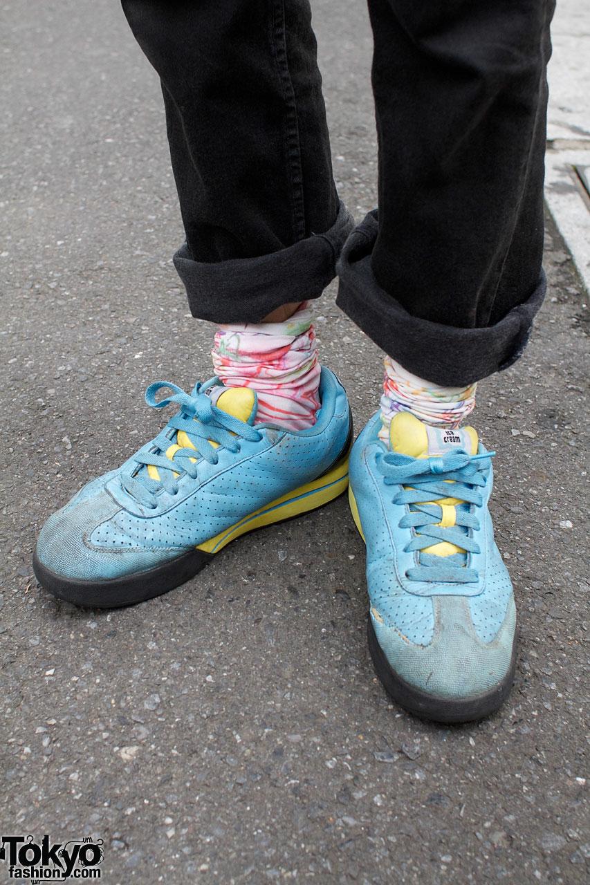 ed457cc40 billionaire boys club ice cream shoes