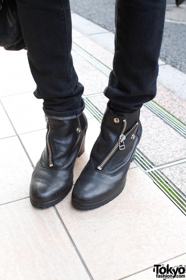 Banal Chic Bizarre boots