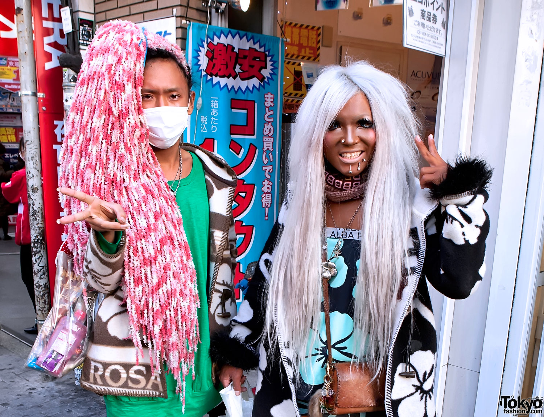 Japans Bizarre Street Fashion Trends