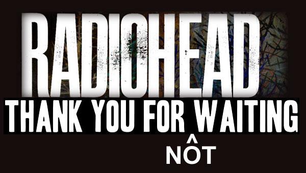 Radiohead Secret Live Show in Shibuya – or Not?