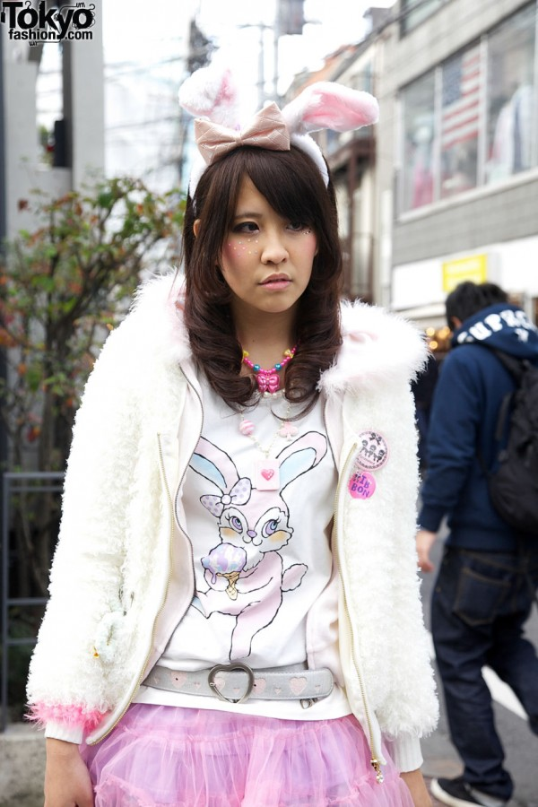 Harajuku Jacket & T-Shirt