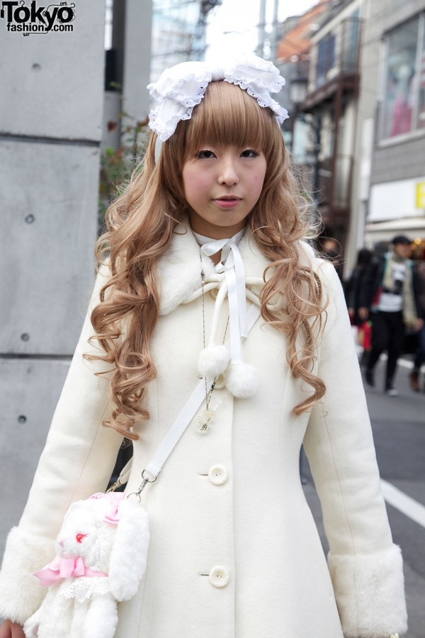 Lolita Hair in Harajuku
