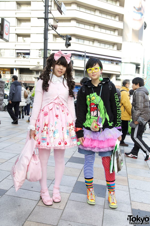 Angelic Pretty & ManiaQ Fashion