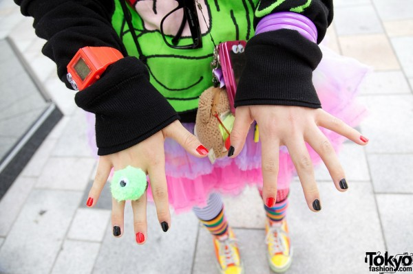Harajuku Nails & Accessories