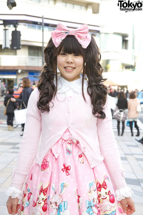 Angelic Pretty Japanese Girl