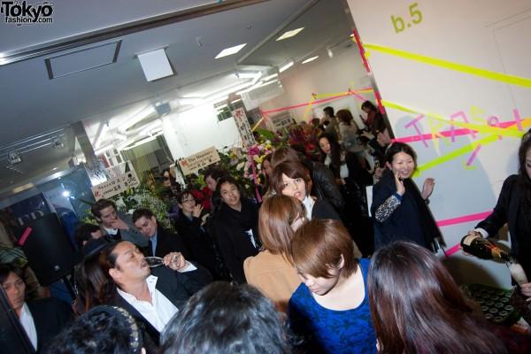 The Hep Star at LaForet Harajuku