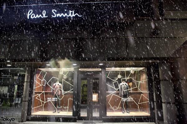 Paul Smith Tokyo Snow