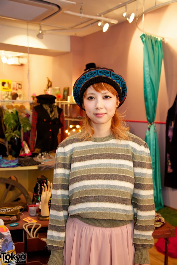 Bubbles: Vintage Fashion Boutique in Harajuku
