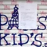 Paris Kids Harajuku - Earthquake