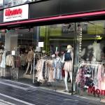 Momo Wonderrocket Harajuku - Earthquake