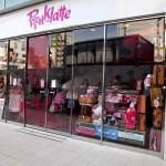 Pink Latte Harajuku - Earthquake