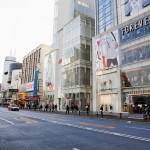 Harajuku Closed After Earthquake