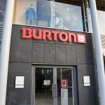 Burton Harajuku - Earthquake