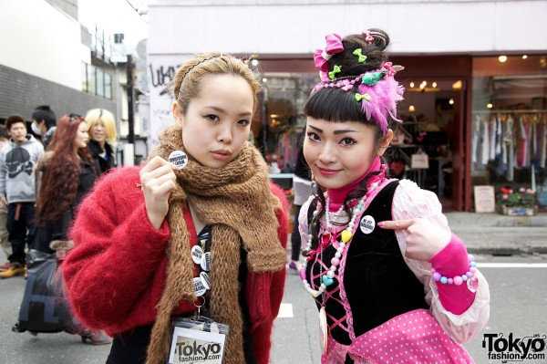 We Vow To Mighty Harajuku!
