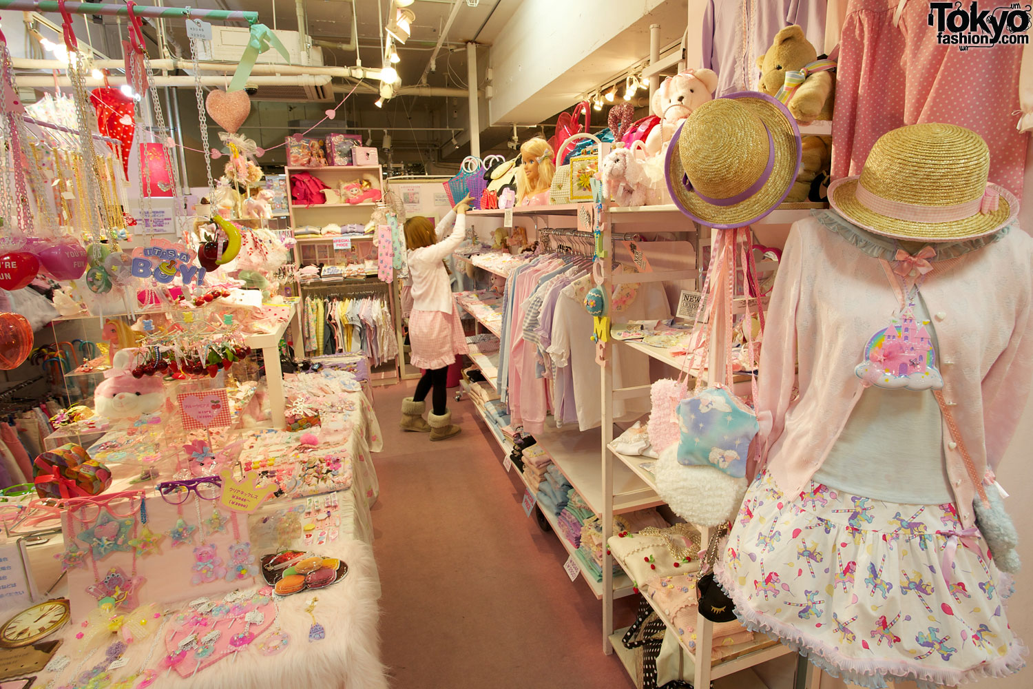 Nile Perch - Fairy Kei   Pastel-Lovers Paradise in Harajuku f557914c0