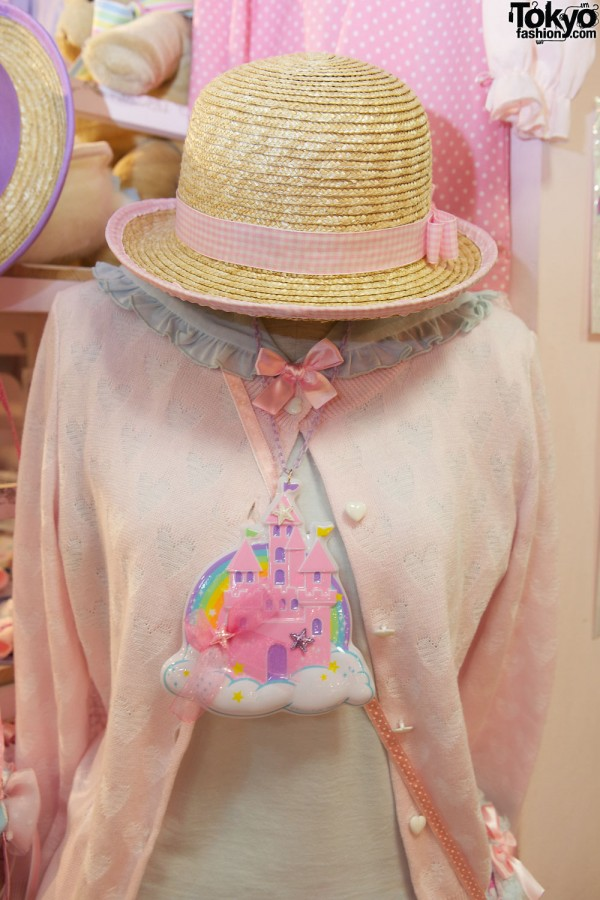 Nile Perch Harajuku Hat