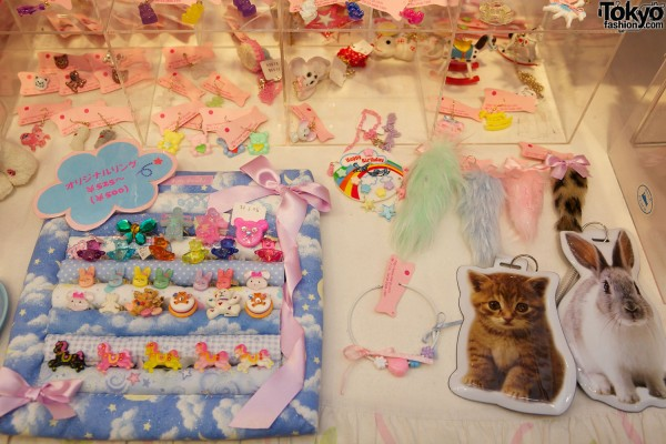 Nile Perch Harajuku Accessories