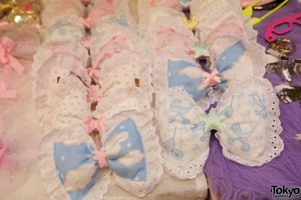 Cute Bows at Nile Perch