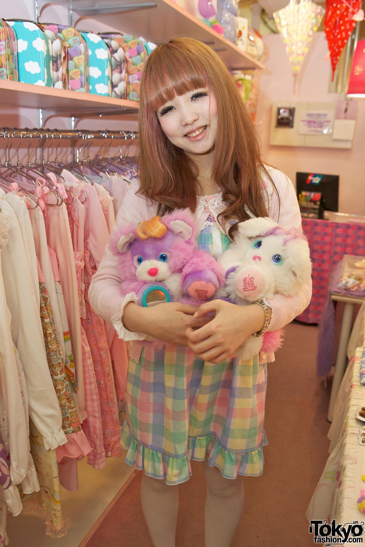 Nile Perch – Fairy Kei & Pastel-Lovers Paradise in Harajuku