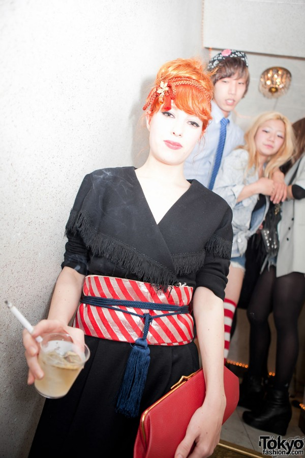 One Nippon Party at Trump Room
