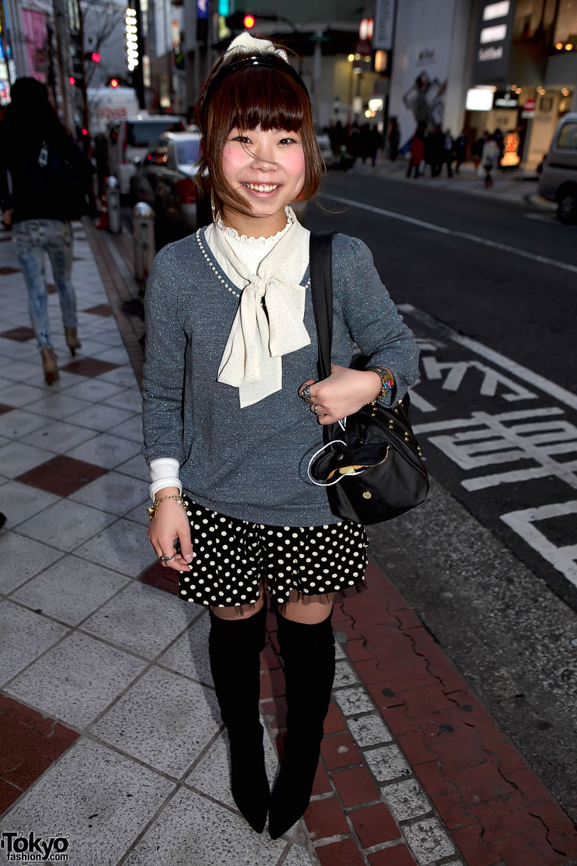 Tini japanese girl #5