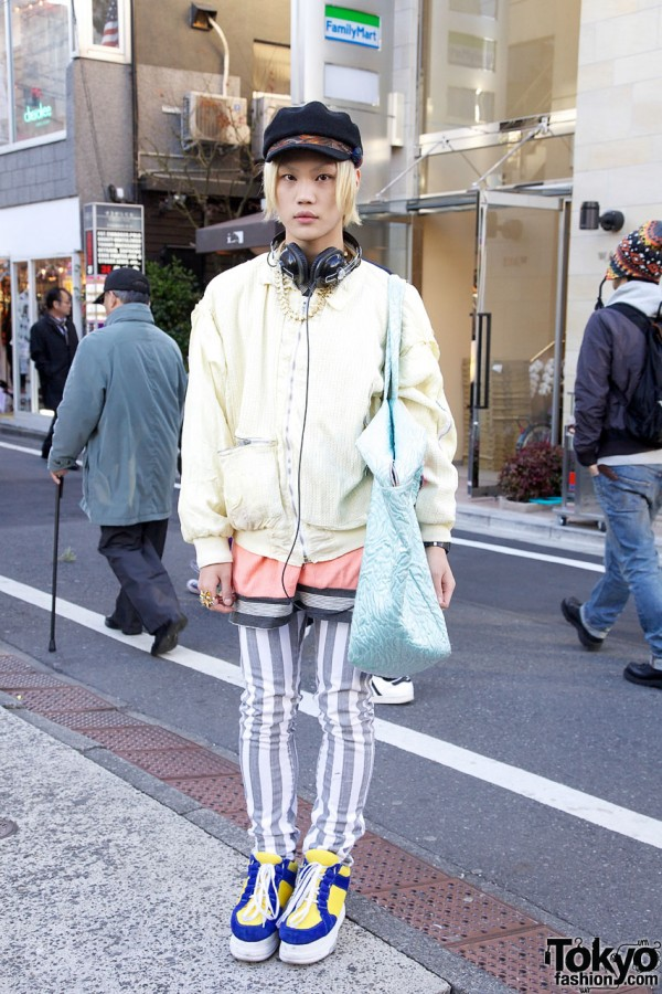 Candy, Banal Chic Bizarre & Marc Jacobs