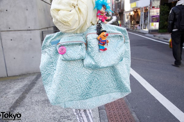 Quilted bag from Candy