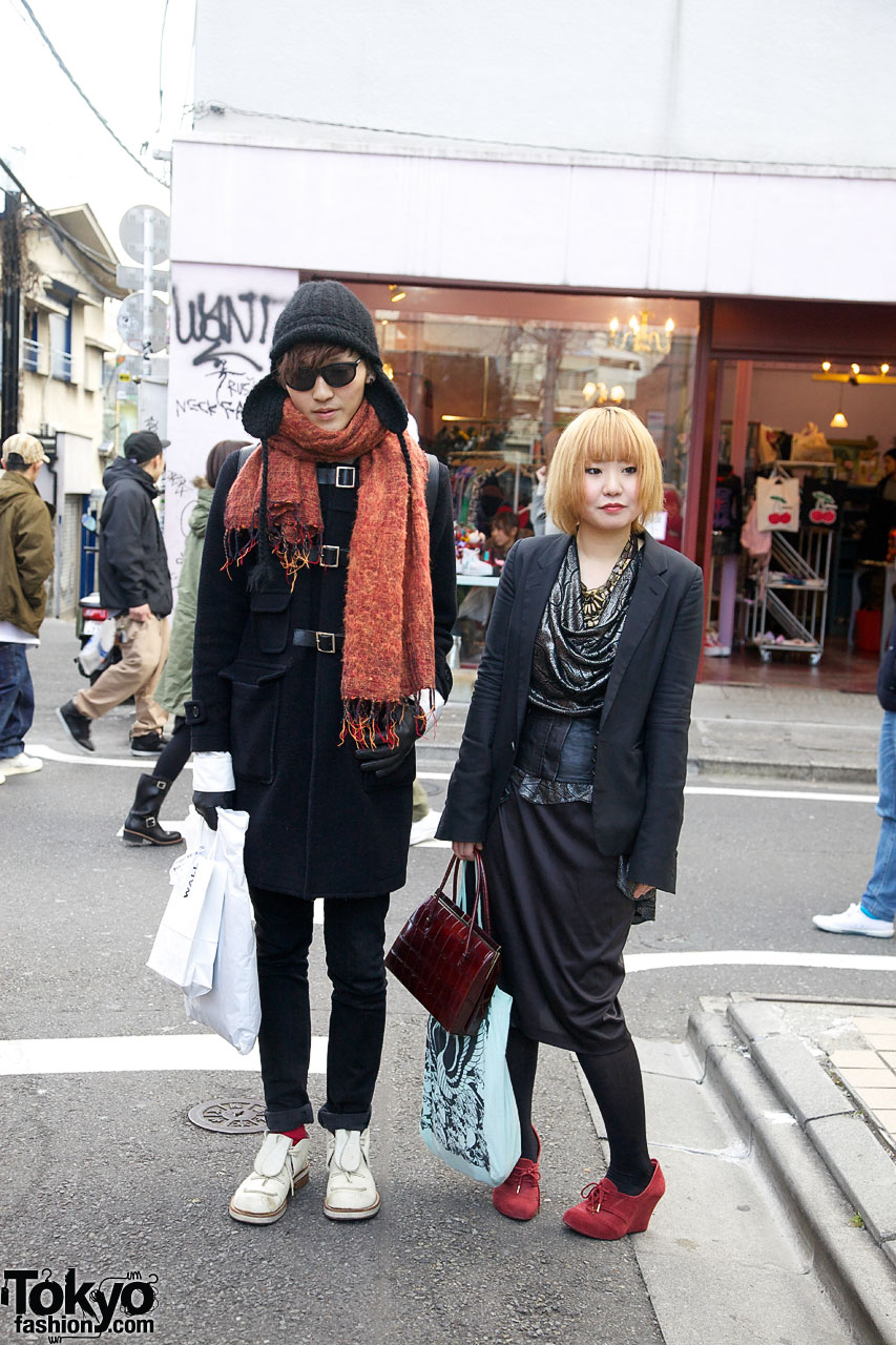 World Wide Love & Lad Musician coats