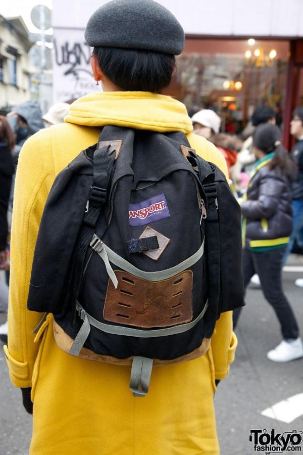 JanSport backpack from Mesen-Tip