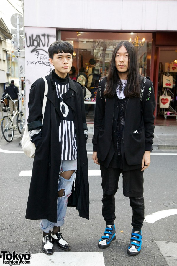 Aprogod Staffers in Raf Simons & Dior shoes