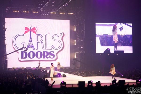 Girls Doors at Tokyo Girls Collection