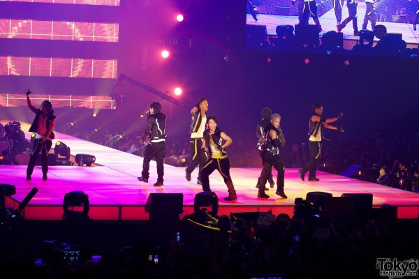 J Soul Brothers at Tokyo Girls Collection
