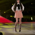 W-inds x Cecil McBee at Tokyo Girls Collection