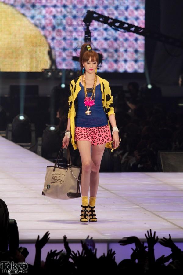 Gucci at Tokyo Girls Collection